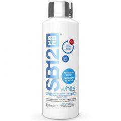 SB12 WHITE SUUVESI 500 ml