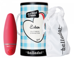 Belladot Ester punainen 1 kpl