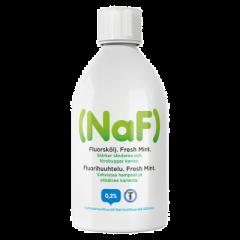 NAF 0,2% FRESH MINT FLUORIHUUHDE X500 ML