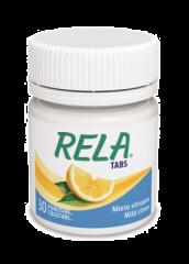 Rela tabs Mild Lemon 30 purutabl