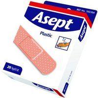 Asept laastari Plastic   20 kpl